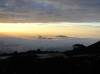 Lever de soleil sur le Mont Fuji - Sunrise at the top of mount Fuji