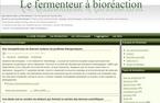 Le fermenteur à bioréaction : un site d'actualités scientifiques en biologie