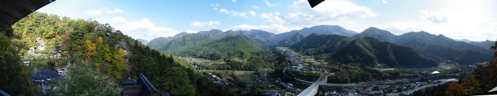Yamadera - Panorama Full